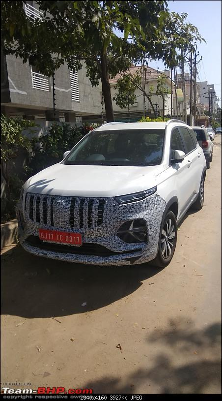 6-seater variant of MG Hector spotted testing-img_20200215_133441.jpg