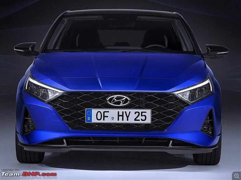 Third-gen Hyundai i20 spotted testing in Chennai. Edit: Launched at 6.79 lakhs-2021hyundaii207.jpg