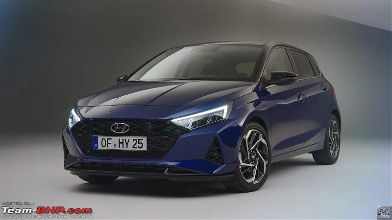 Third-gen Hyundai i20 spotted testing in Chennai. Edit: Launched at 6.79 lakhs-2021hyundaii20screenshot.jpg