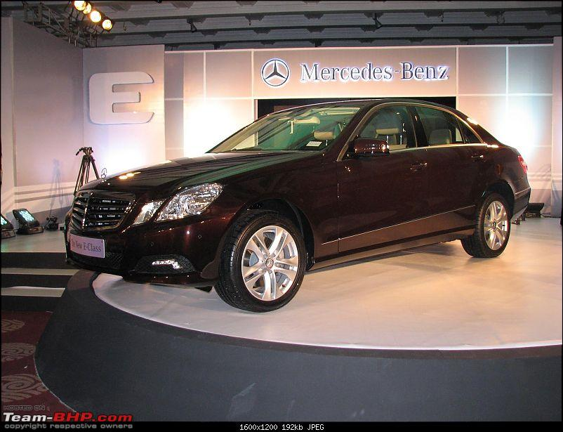 Report & Pics: W212 Mercedes Benz E Class launched Delhi & Mumbai-img_3226.jpg