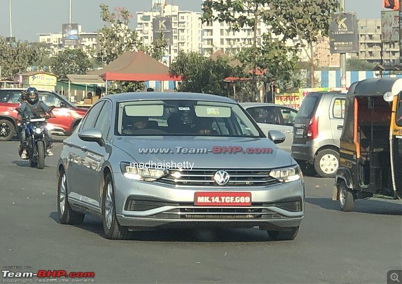 Scoop! Volkswagen Passat BS6 spied, coming back to the market-img_6922.jpg