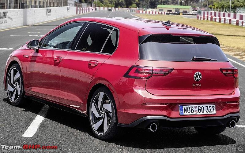 Rumour: Volkswagen Golf GTI to launch in 2020-17.jpg