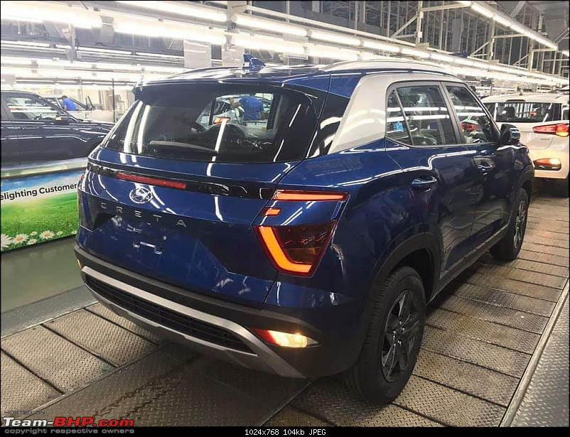 2nd-Gen Hyundai Creta @ Auto Expo 2020. Edit: Launched at 9.99 lakhs-88261632_1237139729818054_9043450625555169280_o.jpg