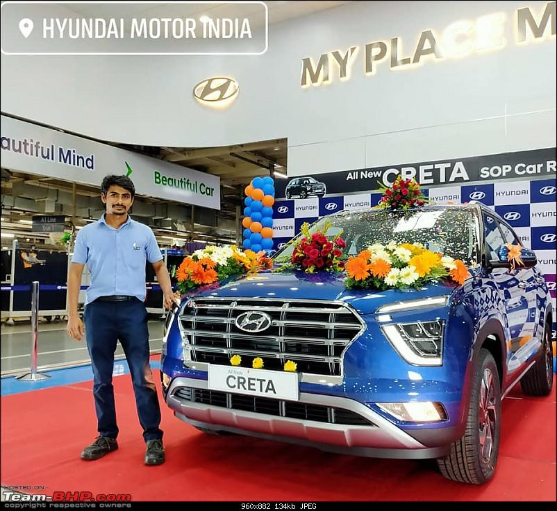 2nd-Gen Hyundai Creta @ Auto Expo 2020. Edit: Launched at 9.99 lakhs-5.jpg