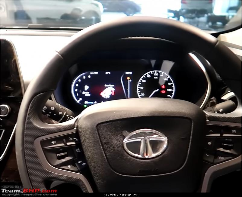 The BS6 Tata Harrier with 6-speed AT. EDIT: Launched @ 13.69 lakhs-capture_202003112156221.png