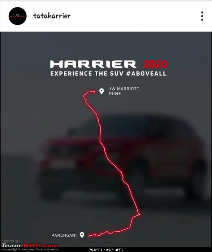 The BS6 Tata Harrier with 6-speed AT. EDIT: Launched @ 13.69 lakhs-20200312_224235.jpg