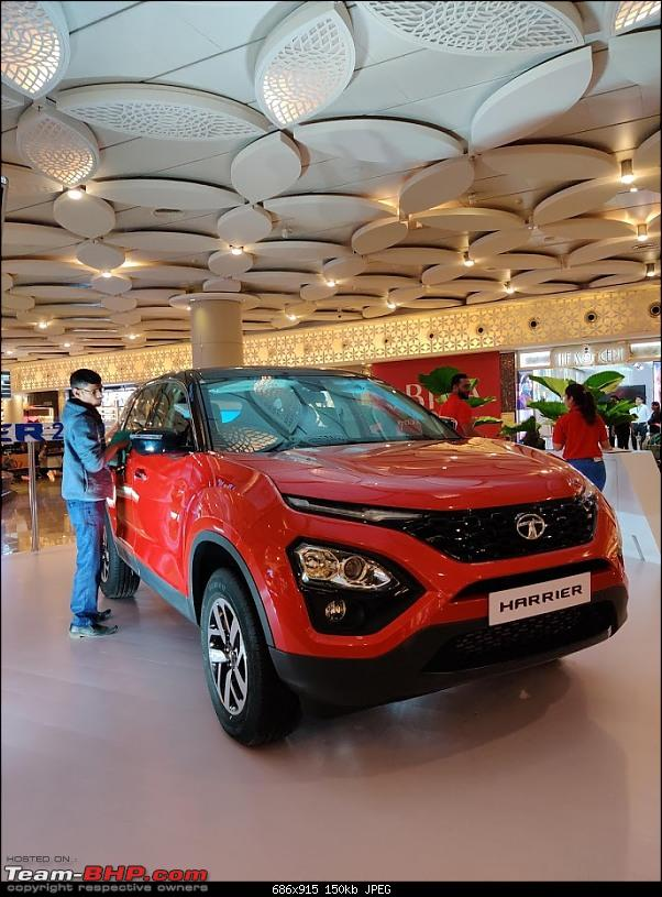 The BS6 Tata Harrier with 6-speed AT. EDIT: Launched @ 13.69 lakhs-img_20200303_171018.jpg