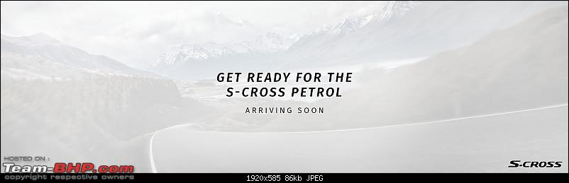 Maruti S-Cross 1.5L Smart Hybrid Petrol, now launched at Rs. 8.39 lakhs-scross.jpg