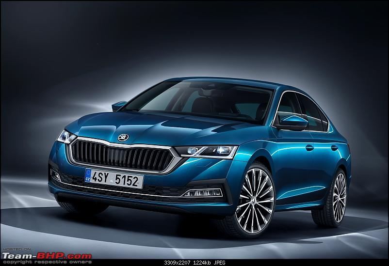 The 4th-gen Skoda Octavia. EDIT: India launch pushed to 2021-octavia_002.jpg