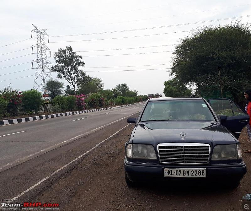 Pre-worshipped car of the week : Used Mercedes E-Class W124-enroute1.jpeg