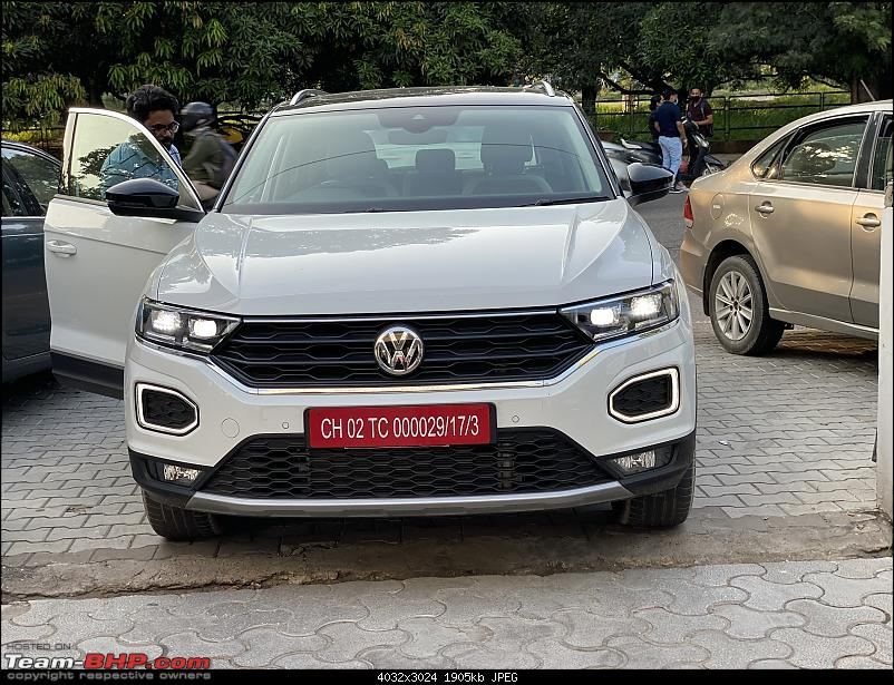 The Volkswagen T-Roc, now launched @ Rs 19.99 lakhs-img_0895.jpg