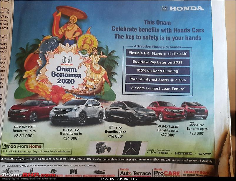 The 5th-gen Honda City in India. EDIT: Review on page 62-20200806_101731.jpg