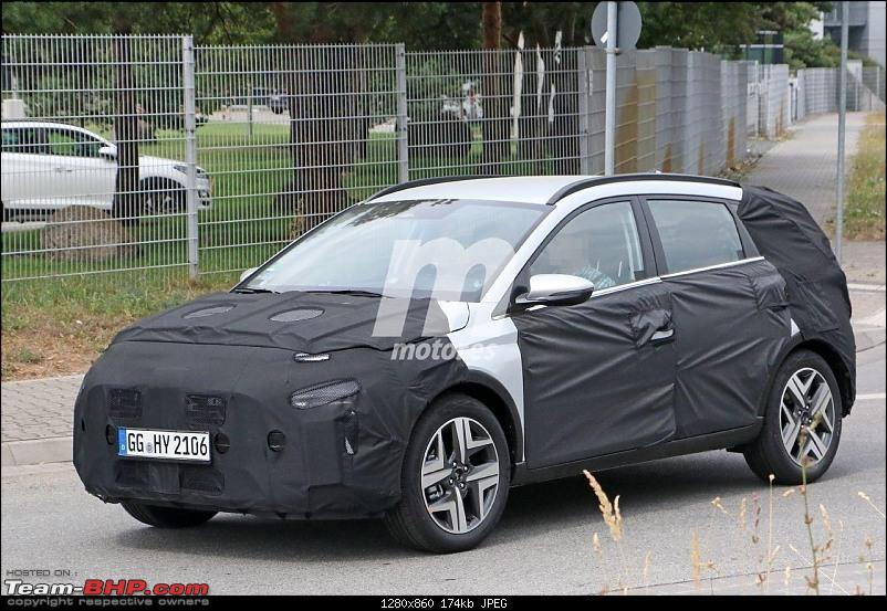 Third-gen Hyundai i20 spotted testing in Chennai. Edit: Launched at 6.79 lakhs-hyundaii20activefotosespia20222020699161597143917_6.jpg