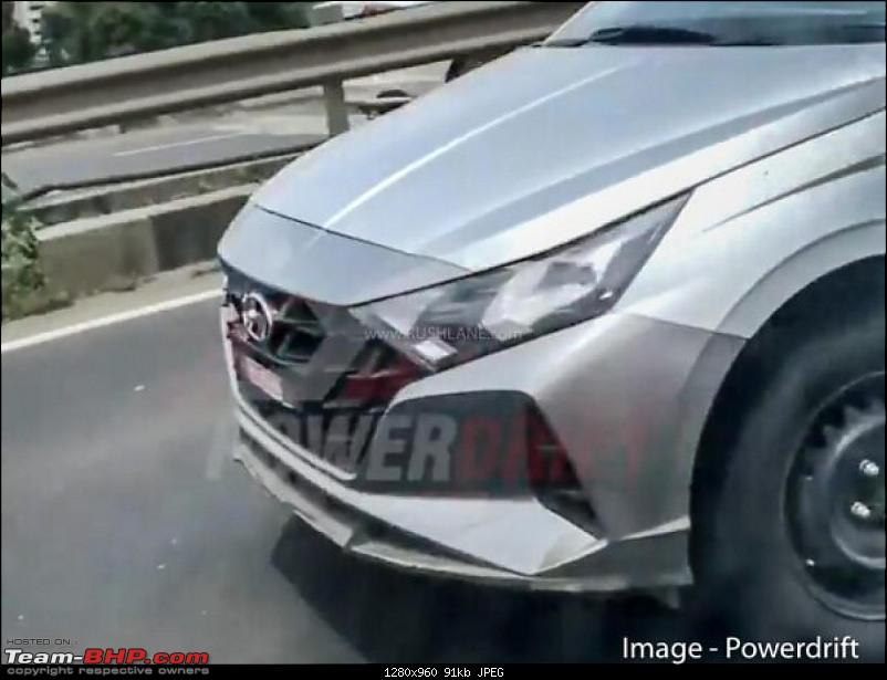 Third-gen Hyundai i20 spotted testing in Chennai. Edit: Launched at 6.79 lakhs-i20b.jpg
