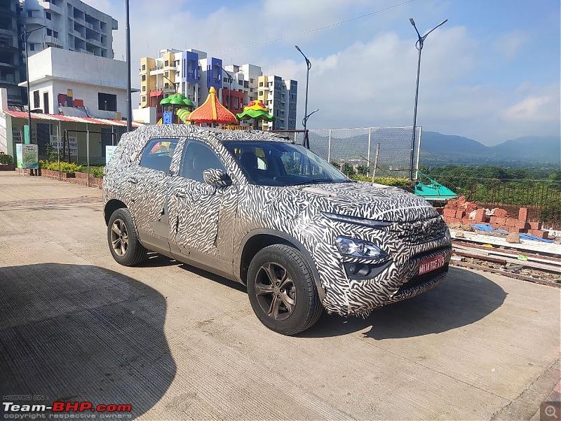 The Tata Gravitas (H7X) SUV. EDIT: Branded as the Safari!-2.jpg