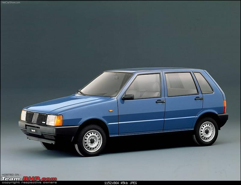 Name a car that generated a lot of hype, but ended up being a sales dud-fiatuno.jpg