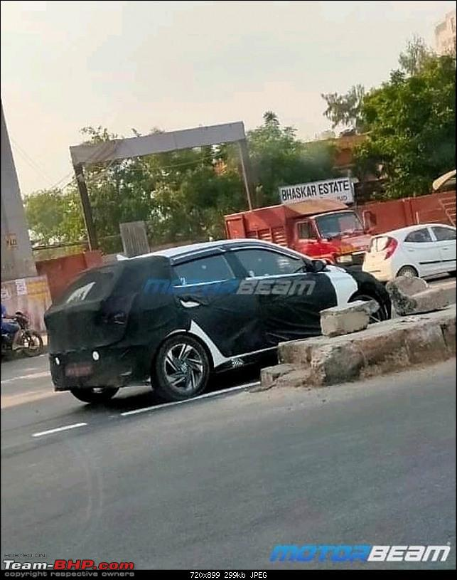 Third-gen Hyundai i20 spotted testing in Chennai. Edit: Launched at 6.79 lakhs-fb_img_16024980307029299.jpg