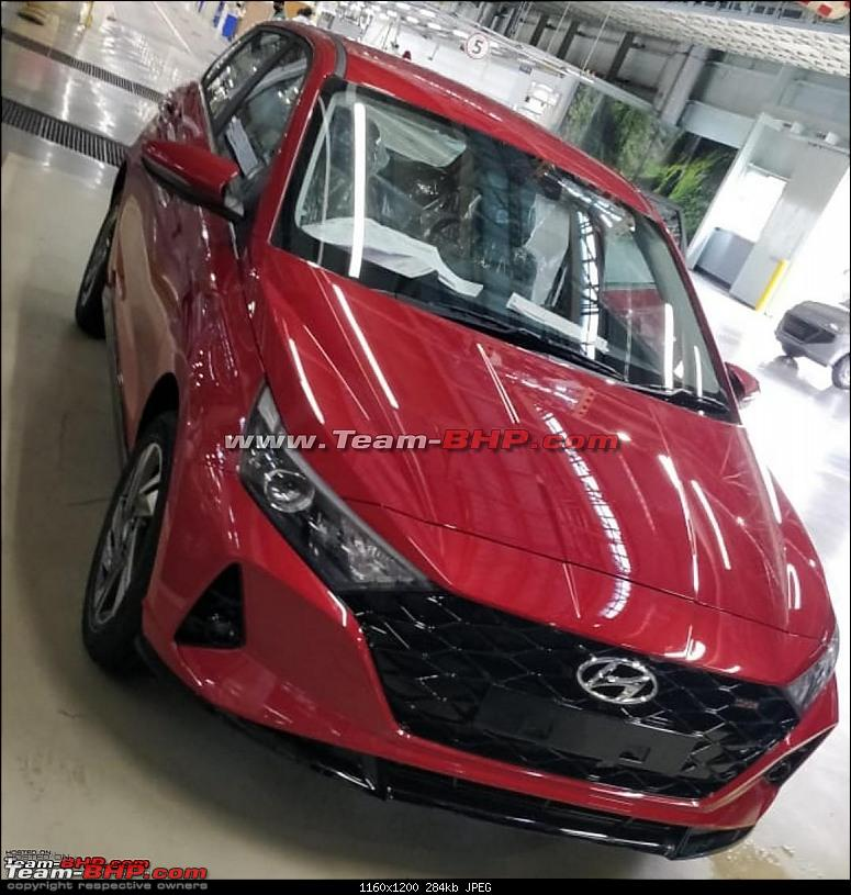 Third-gen Hyundai i20 spotted testing in Chennai. Edit: Launched at 6.79 lakhs-1.jpg