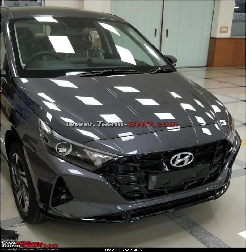 Third-gen Hyundai i20 spotted testing in Chennai. Edit: Launched at 6.79 lakhs-3.jpg