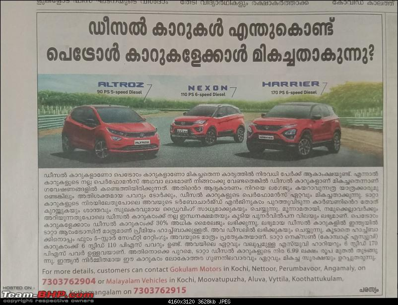 Maruti now says = Diesel car costs can only be recovered after 260,000 km-img_20201023_085854.jpg