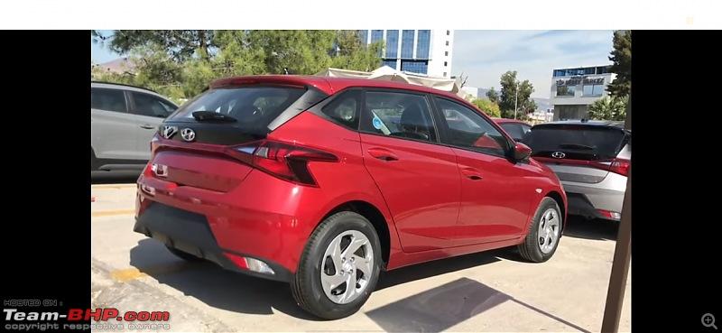 Third-gen Hyundai i20 spotted testing in Chennai. Edit: Launched at 6.79 lakhs-screenshot_2020102414265482.jpg