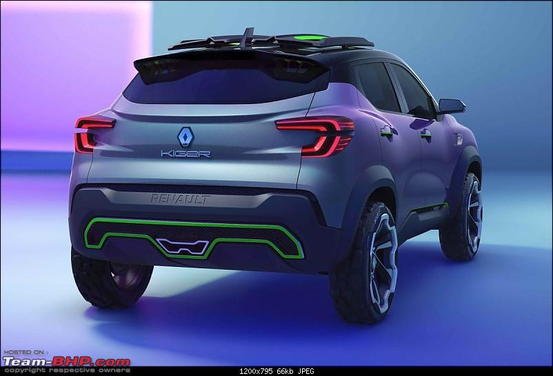 Renault Kiger Crossover launched at Rs. 5.45 lakh. EDIT: Driving report on page 19-20201118022528_renaultkigerconceptrear.jpg