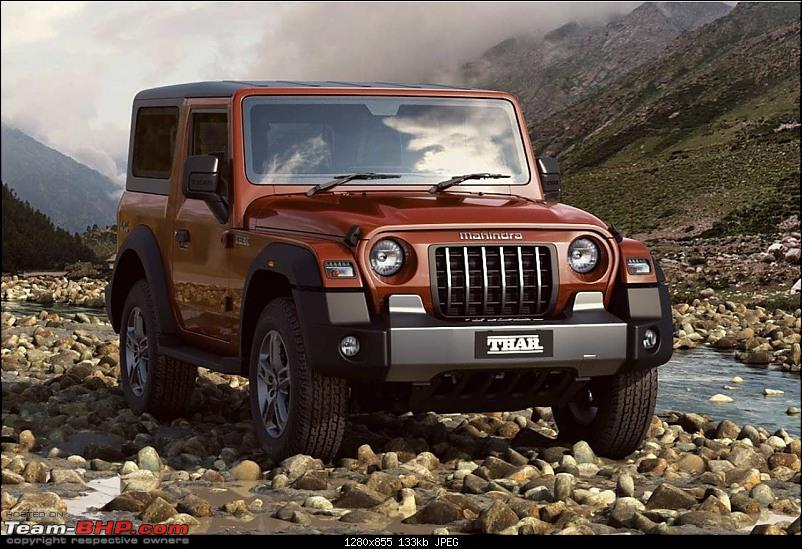 Indian cars with unusual colours from the factory-mahindratharmysticcopper2020.jpg