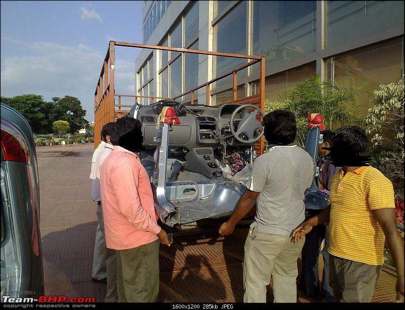 Completely dismantled Tata car: Tata Indigo!-5.jpg