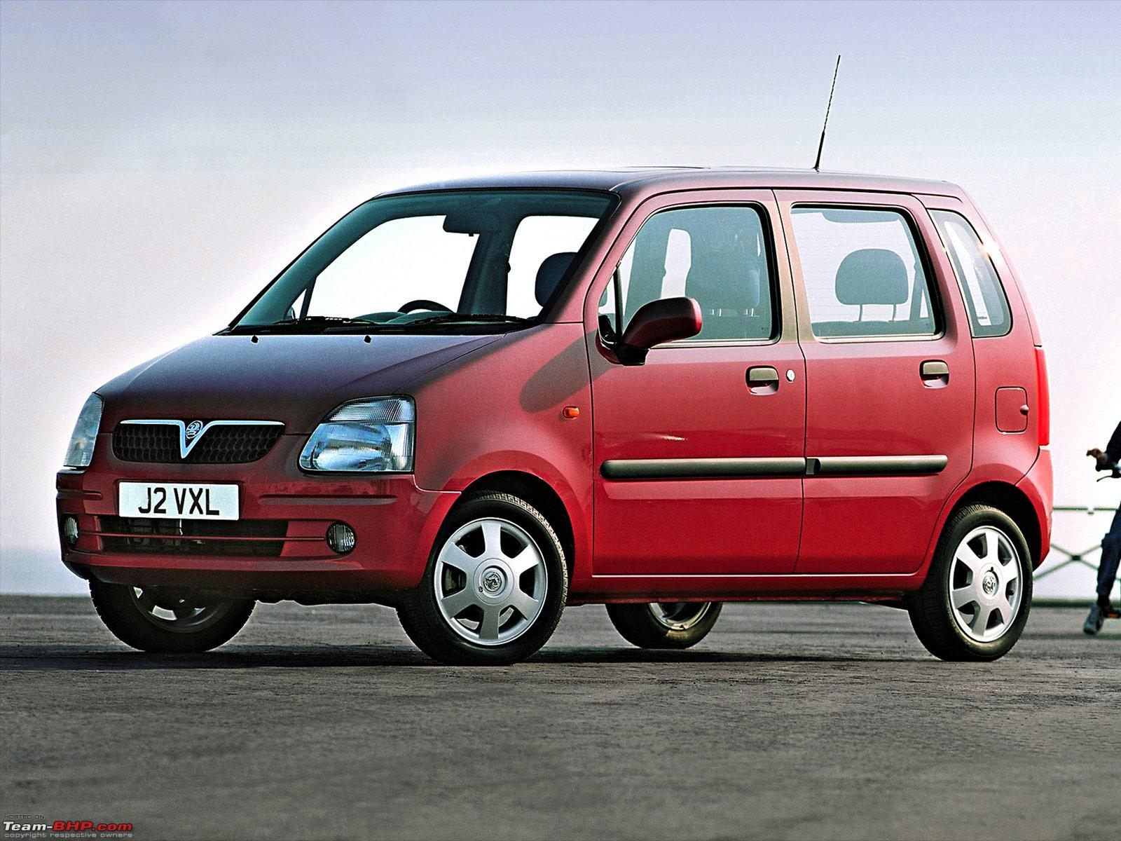 Vauxhall Agila Cars Wallpaper