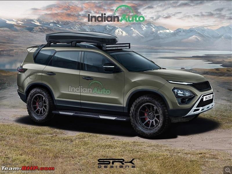 The Tata Gravitas (H7X) SUV. EDIT: Branded as the Safari!-screenshot_20210113095007_instagram.jpg