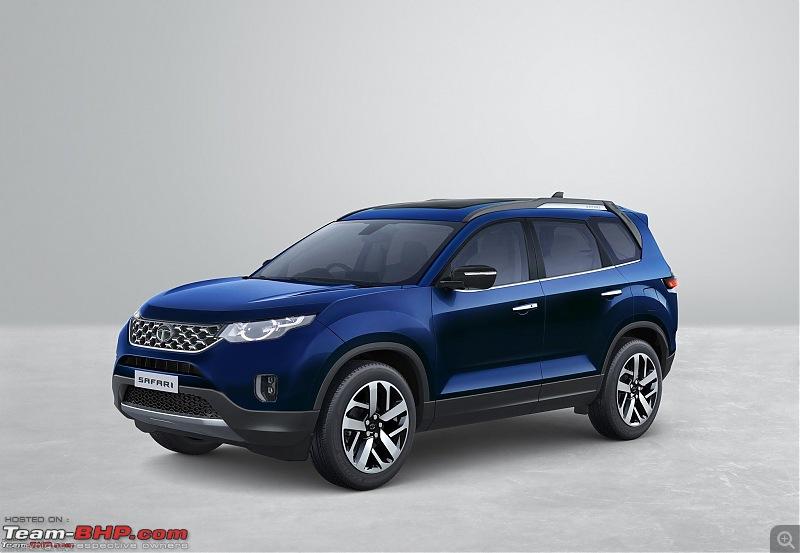 The Tata Gravitas (H7X) SUV. EDIT: Branded as the Safari!-safari26.jpg