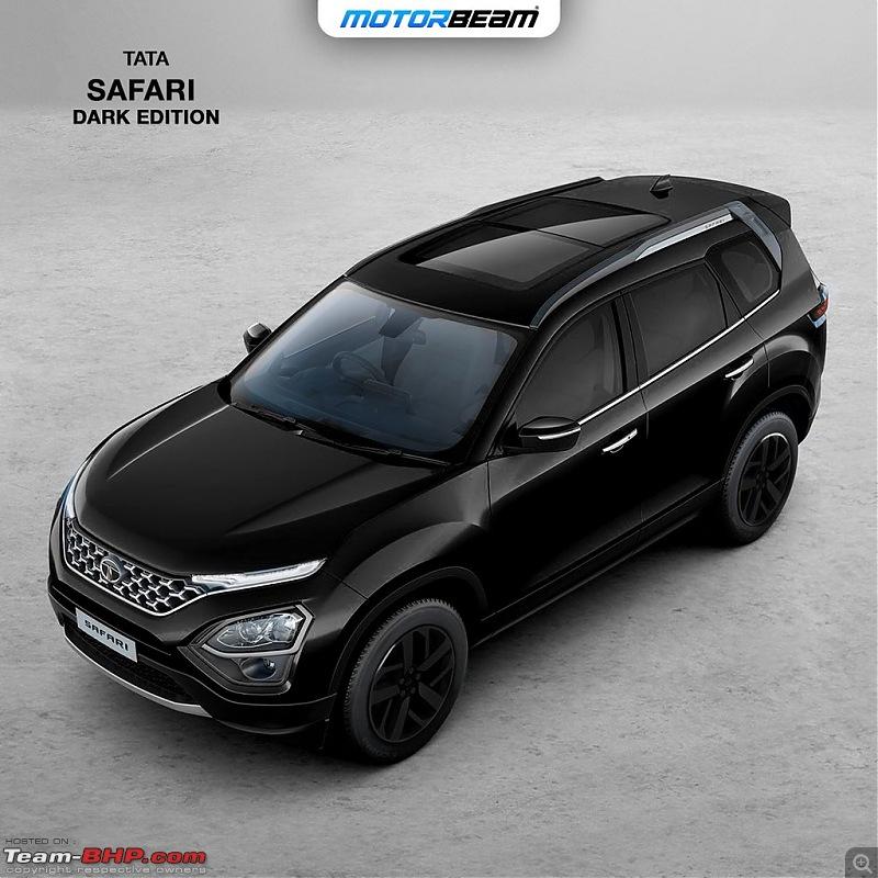 The Tata Gravitas (H7X) SUV. EDIT: Branded as the Safari!-20210115_165644.jpg