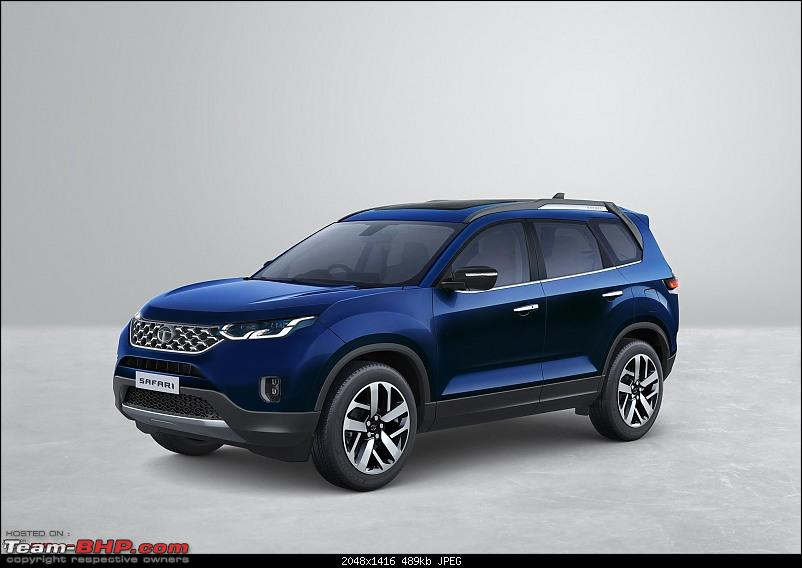 The Tata Gravitas (H7X) SUV. EDIT: Branded as the Safari!-safari28.jpg