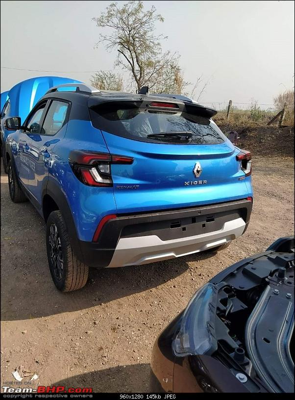Renault Kiger Crossover launched at Rs. 5.45 lakh. EDIT: Driving report on page 19-fb_img_1612415596134.jpg