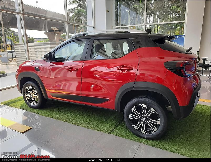 Renault Kiger Crossover launched at Rs. 5.45 lakh. EDIT: Driving report on page 19-20210217_104520.jpg