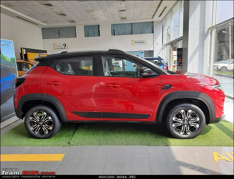 Renault Kiger Crossover launched at Rs. 5.45 lakh. EDIT: Driving report on page 19-20210217_104458.jpg