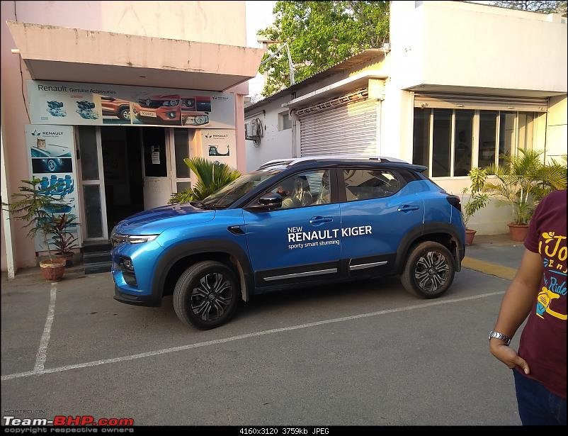 Renault Kiger Crossover launched at Rs. 5.45 lakh. EDIT: Driving report on page 19-img_20210407_174234454.jpg