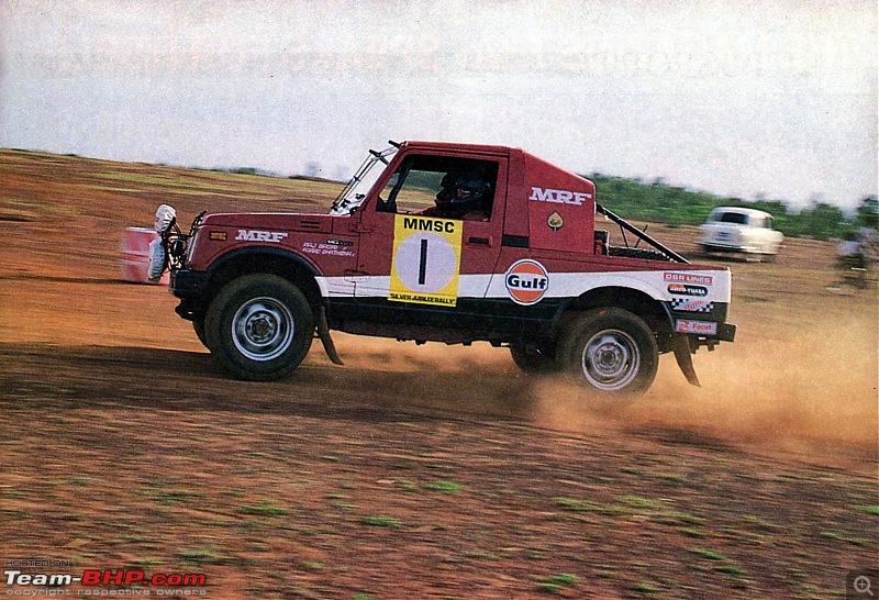 Fun & Interesting Trivia on the Indian Car Scene-1920pxfarad_bathena_and_raj_bagri_in_mrf_maruti_gypsy_in_1989_south_india_rally.jpg