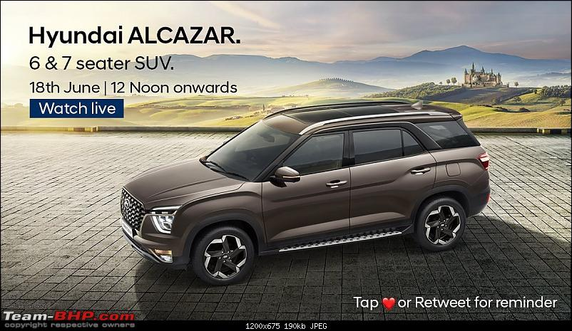7-seater Hyundai Alcazar launching in June 2021. EDIT: Launched at Rs. 16.30 lakhs-20210616_160157.jpg
