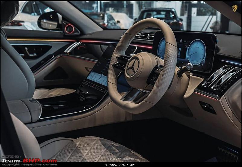 Mercedes S-Class W223 India launch in June 2021. EDIT: Launched at Rs. 2.17 crore-f475ccc611c04c9cb9986f2e20f469cf.jpeg