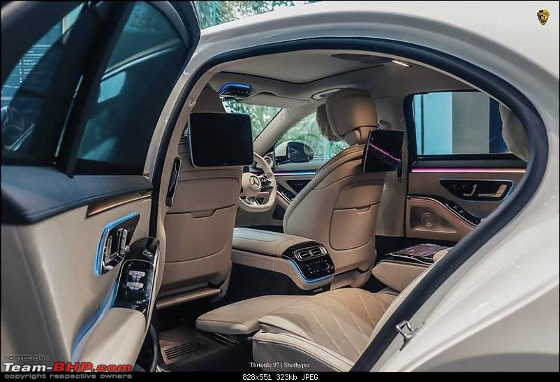 Mercedes S-Class W223 India launch in June 2021. EDIT: Launched at Rs. 2.17 crore-288c9b26502e46a784a544aaaf76f488.jpeg