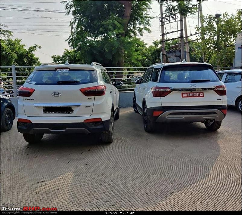 7-seater Hyundai Alcazar launching in June 2021. EDIT: Launched at Rs. 16.30 lakhs-6af6103f7353445d982ccfbabaaf91f5.jpeg
