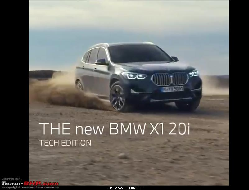BMW to launch X1 20i Tech Edition on July 15, 2021-x1-tech-line.png