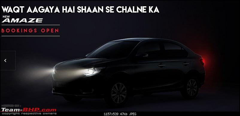 Honda Amaze facelift launch in India by August 18-1.jpg