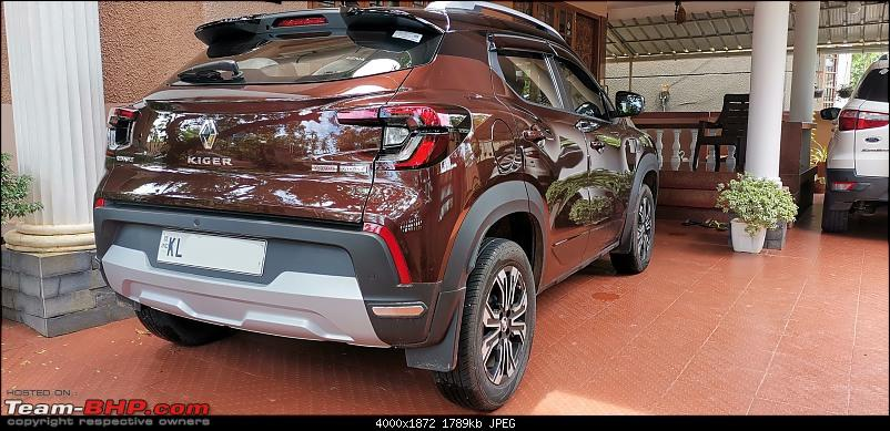 Renault Kiger Crossover launched at Rs. 5.45 lakh. EDIT: Driving report on page 19-1.-rear.jpg
