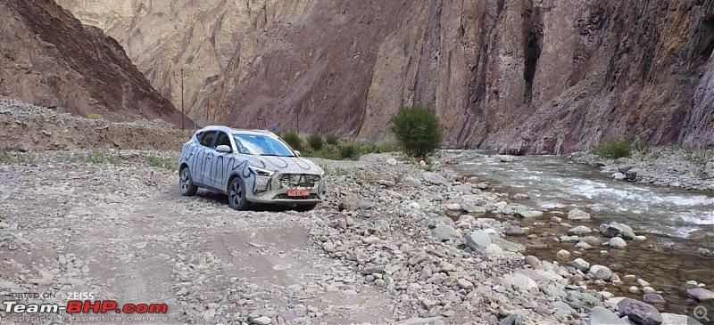 MG considering petrol ZS for India. Edit: MG Astor unveiled-2021mgastortechnologyladakh4.jpeg