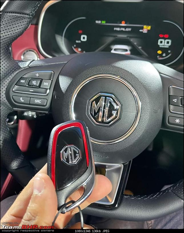 MG considering petrol ZS for India. Edit: MG Astor unveiled-fb_img_1631783246646.jpg