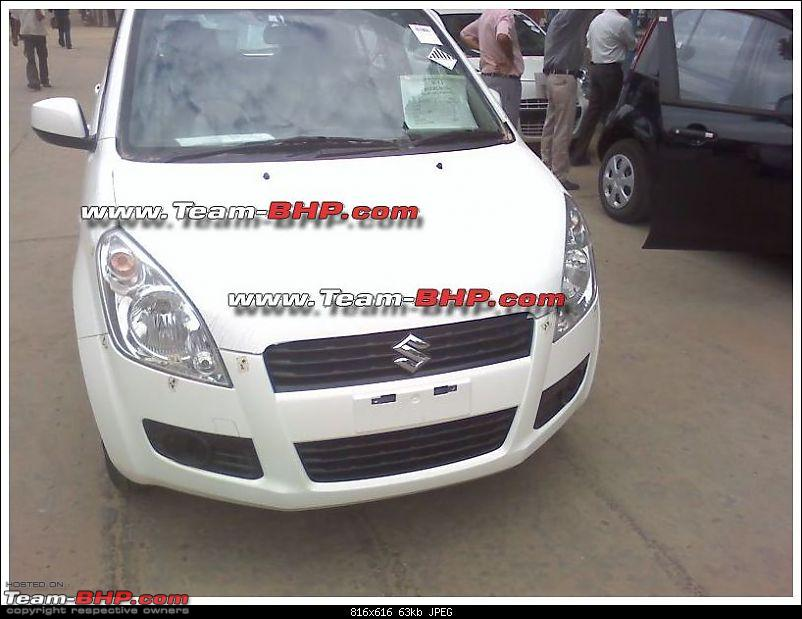 Spotted: Maruti Suzuki Splash And A-star-6.jpg