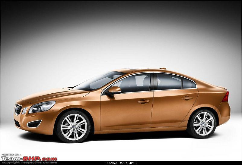 Coming to India by late 2010: New Volvo S 60-1.jpg