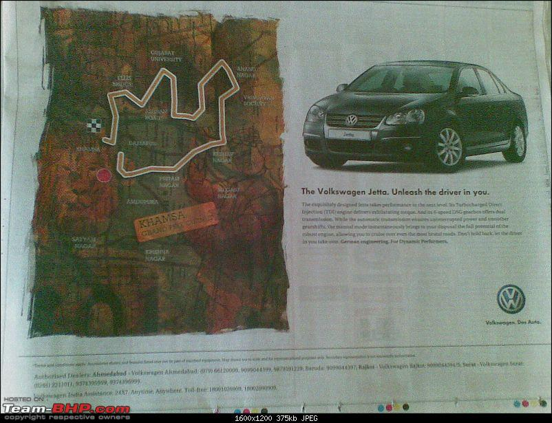 Times of India? Nope, VW of India. EDIT: Vibrating ad on 11 Sept 2012 (Pg 26)-18112009.jpg